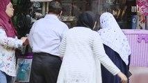 سيدة مصرية تطلب مهلة لسداد قسط متأخر وصاحب المحل يرفض والناس تتدخل