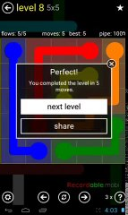 Flow free fastest solved 01
