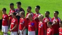 فيصل فجر والحديث عن امكانيات المنتخب المغربي في كاس العالم بروسيا2018