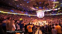 Trophy Presentation Ceremony - 2018 NBA Finals   GS Warriors - Champions   Kevin Durant Finals MVP