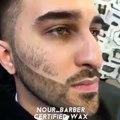 Men's grooming is so relaxing By: Nour Barber