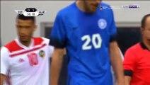 Estonie -Maroc but Hakim Ziyech 0-2