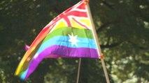 """La Lettonie célèbre la """"Baltic Pride"""" malgré l'opposition des anti-LGBT - 09/06/2018"""