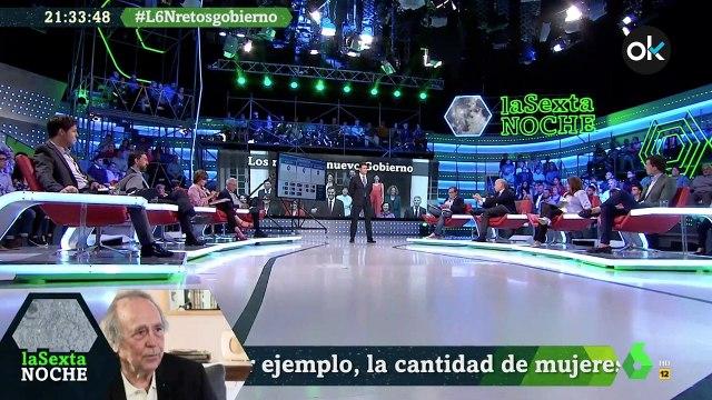 Eduardo Inda sobre el nuevo gobierno de Pedro Sánchez