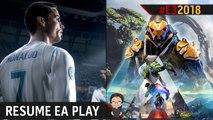 E3 2018 : Résumé de la conférence Electronic Arts (EA Play)