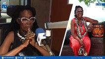 La chanteuse Marie-Héléna Laumuno est l'invitée de Jimmy Pierrot cet après-midi : ON SE DIT TOUT.#gwoka