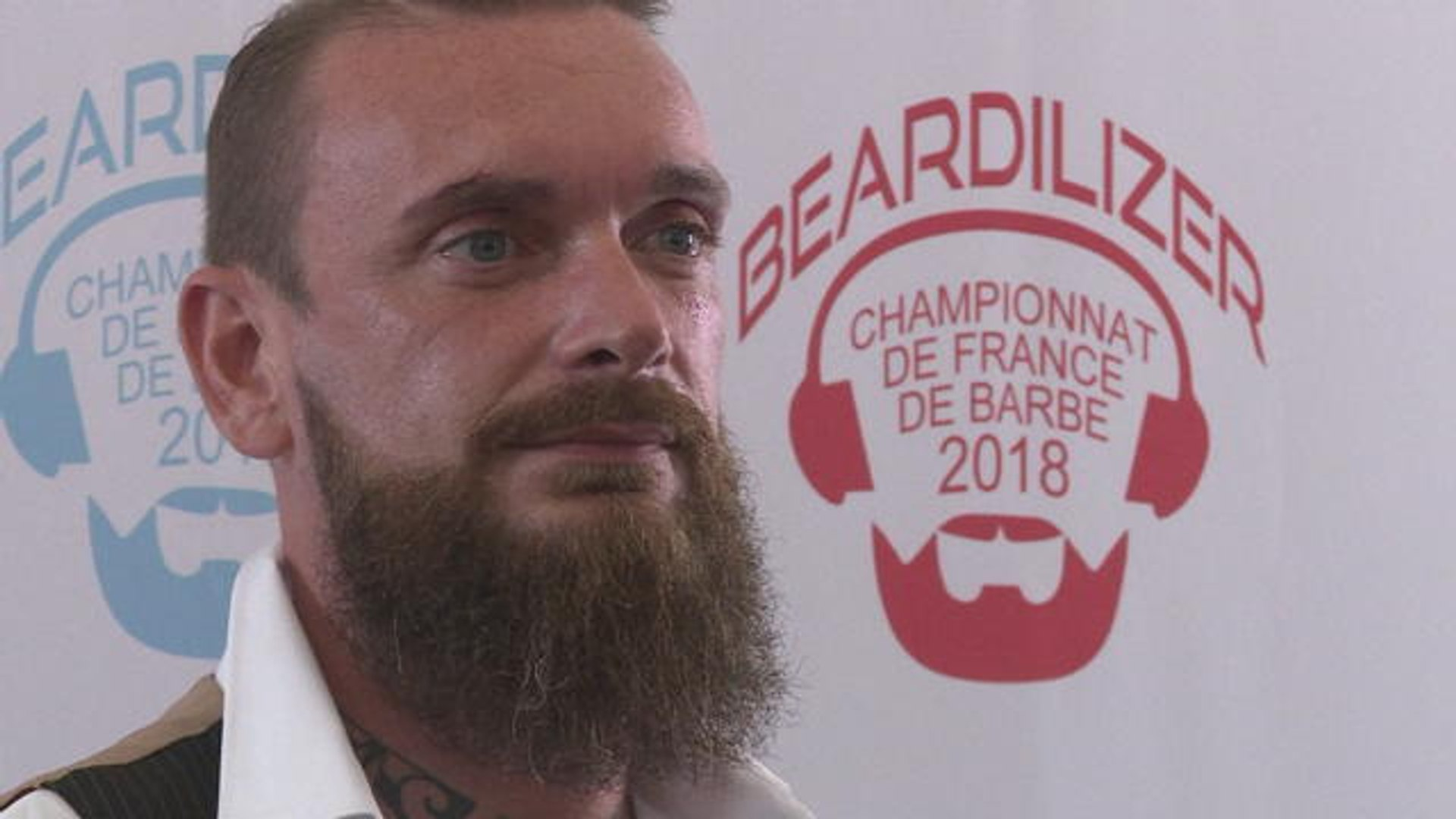 Le championnat de France de barbe 2018 - 10/06/2018