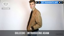 Dulcedo Management Presents Introducing Male Model Sexy Adam | FashionTV | FTV