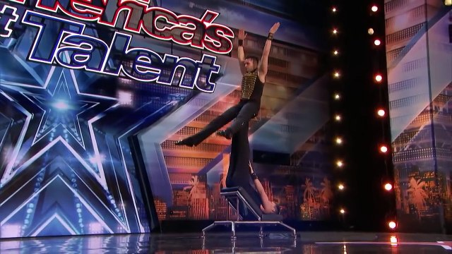 Judges Cant Believe What Happened After Fall Americas Got Talent 2018 Got Talent Global