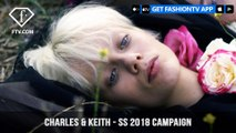 Charles & Keith Different Styles Dramatic Themes Spring/Summer 2018 Campaign   FashionTV   FTV