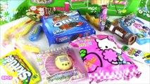 CANDY Bonanza! Sour Spray! Gummy SNAKE! Soda OREOS! Push POP Sliderz Lollipop! Candy Goo!