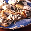 Cannoli lovers, these stuffed pancakes put stuffed French toast to shame.Full recipe: