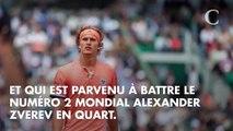 Dominic Thiem : retour sur la belle histoire d'amour du finaliste de Roland-Garros 2018 avec une célèbre joueuse française