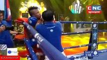 Moeun Sokhuch vs Phlaynoy(thai), Khmer Boxing CNC 10 June 2018, Kun Khmer vs Muay Thai