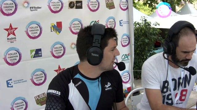 Roller Marathon Dijon 2018