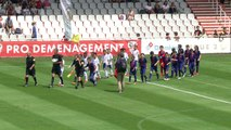 FC Barcelone 2-0 OM - Semi Final Ajaccio U11 2018
