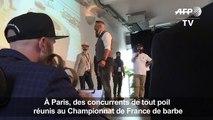Le Championnat de France de barbe, un concours au poil!