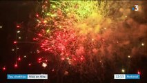 Alpes-Maritimes : avec un feu d'artifice, Nice retrouve la fête