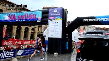 Maraton 10k Aviles 2018