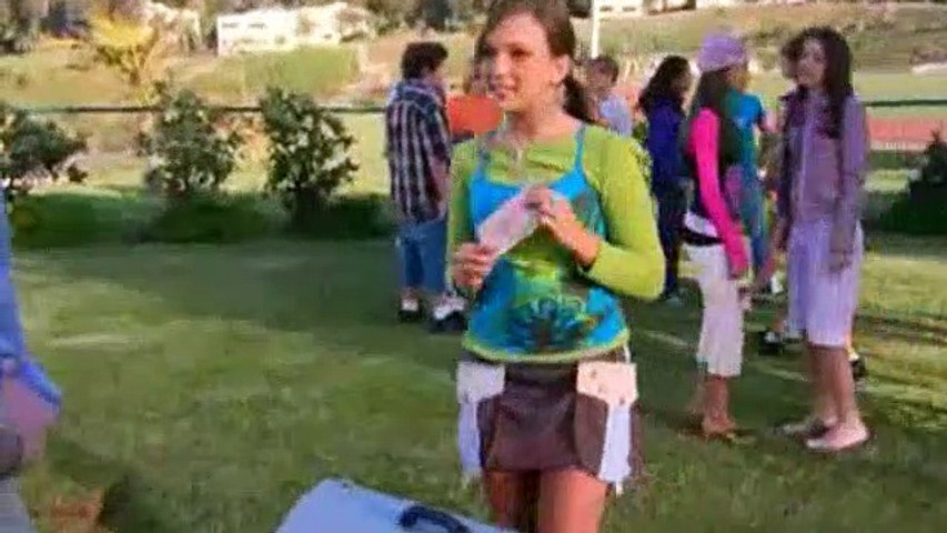 Zoey 101 S02e02 Time Capsule Video Dailymotion