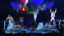 Kazuchika Okada vs Kenny Omega - NJPW DOMINION 2018 - IWGP