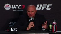 UFC president Dana White press conference: CM Punk, Ronda Rousey and Greg Hardy | ESPN