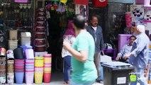 الصدمة   سيدة مصرية تطلب مهلة لسداد قسط متأخر وصاحب المحل يرفض والناس تتدخل