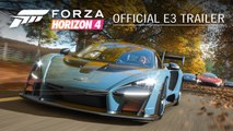 Forza Horizon 4 E3 2018 Announcement Trailer