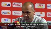 "Amical - Martinez: ""Le Costa Rica, un très bon test"""