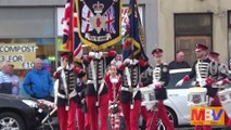 Annalong Single Star Flute Band @ Pride of the Hill Flute Band Parade 2018
