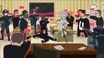 Rick et Morty - Saison 3 Episode 10 ( L'Ami de Washington ) 4/6 [ VF ]