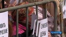 Vor WM in Russland: Filmemacher Oleg Senzow im Hungerstreik
