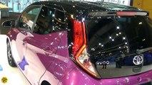 2018 Toyota Aygo - Exterior and Interior - Exterior and Interior - Salon Madrid Auto 2018