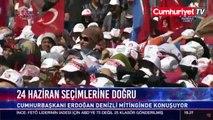 AKP'nin 'taşımalı mitingi' deşifre oldu: Erdoğan böyle fırçaladı