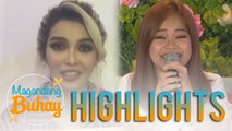 Magandang Buhay: Janine receives a message from her idol (Part 2)