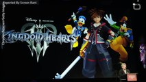 Release Date For 'Kingdom Hearts 3' Revealed