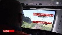 Quelles différences entre les cheminots et le système ferroviaire allemand, ouvert à la concurrence ? Regardez