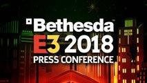 E3 2018 Bethesda Full Livestream Press Conference