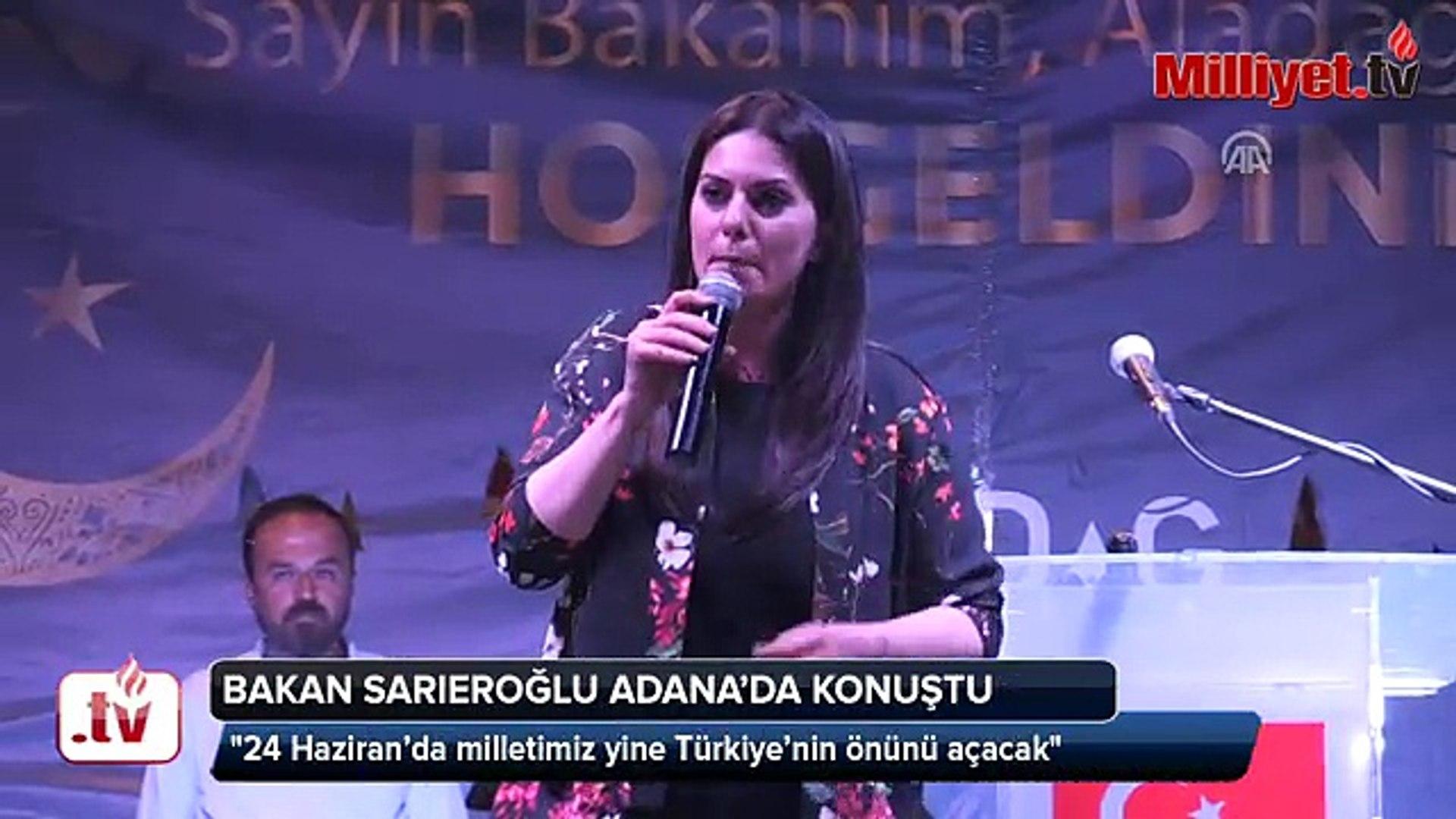 Bakan Sarıeroğlu: 24 Haziran'da milletimiz yine Türkiye'nin önünü açacak