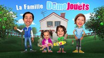 THE VOICE KIDS  - On passe LE CASTING - RÊVE ou RÉALITÉ pour FANTIN -   La Famille Démo Jouets