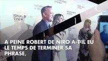 """""""Va te faire..."""" : Robert de Niro insulte Donald Trump à deux reprises lors des Tony Awards"""