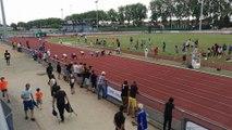 Championnat Régional AURA Minimes à Moulins(03) Lucien curtil ( 50m)10/06/2018