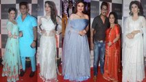 Mouni Roy, Hina Khan, Ankita Lokhande and others SPOTTED at Baba Sidiqui's IFTAR PARTY। FilmiBeat