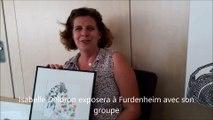Isabelle Deloron présente son groupe
