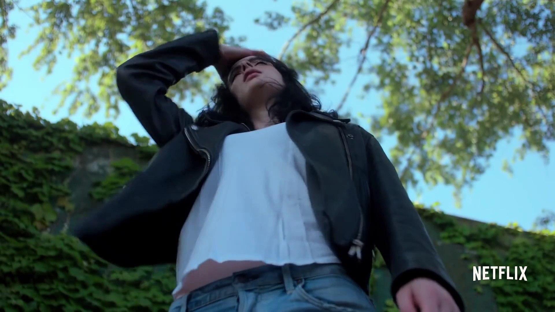 JESSICA JONES Season 2 - Jessica Jones returns March 8th 2018 only on NETFLIX