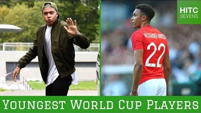 7 Youngest Players at the 2018 World Cup