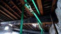 Chambéry : un chantier de consolidation après l'effondrement du bâtiment rue Juiverie