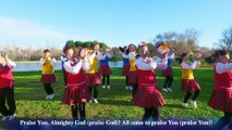 """Sing and Dance Happily to Praise God 