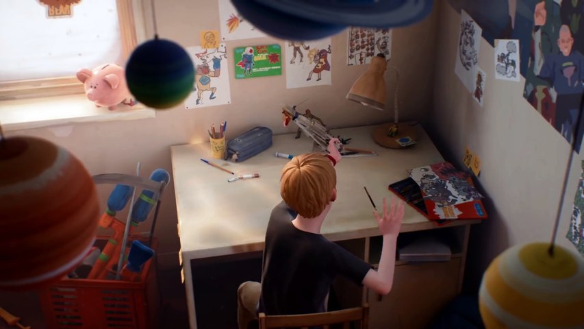 Captain Spirit - Trailer E3 2018