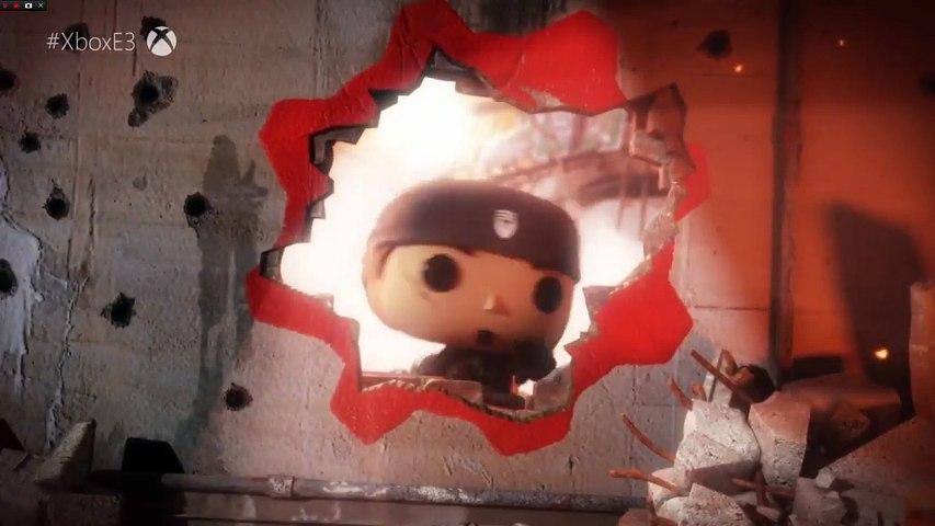Gears of War POP - Trailer  E3 2018